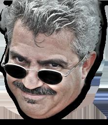 Portrait of Notorious Webmaster