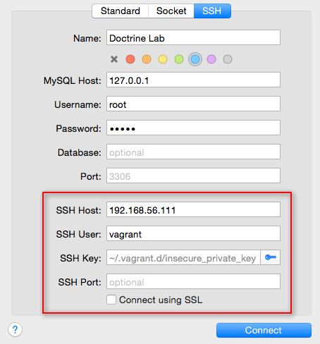 SSH highlight