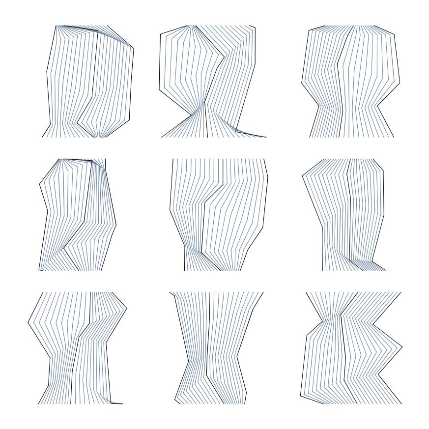 Endless Series - V/H Constraints, 2018